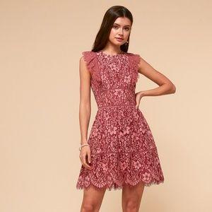 [Adelyn Rae] Alisa Fit & Flare Dress